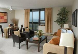 Ottawa's best in location, services and  spacious comfort
