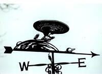 Dorset starship enterprise weather vane