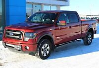 2014 Ford F-150 EcoBoost FX4 Leather Navigation Crew Cab 4WD