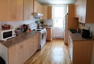 LARGE 5 ½ with Terrace for Rent September 1st [Metro Charlevoix]