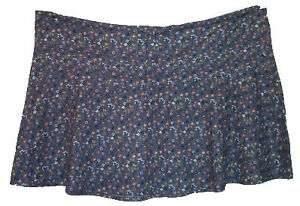 OLD NAVY Floral Skirt - Size 12 - NEW