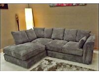 BRAND NEW DYLAN JUMBO CORD CORNER AND 3+2 SEATER SOFA AVAILABLE IN DIFFERENT COLORS ORDER NOW