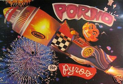 PORNO FOR PYROS POSTER, VENICE -