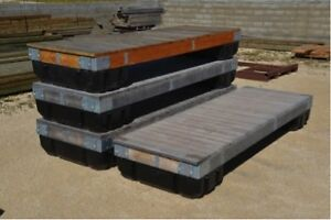 Save 30 to 45% on Docks, Decking and Hydroports