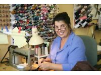 Seamstress-Dressmakers team in London & Budapest looking for continuous job from home