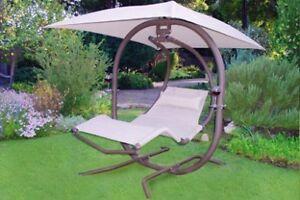 Back Yard High End Swing Chair...Great Shape!