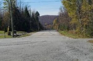 ** NEW  REDUCED PRICE** Land for sale Chemin Gilbert, Eastman