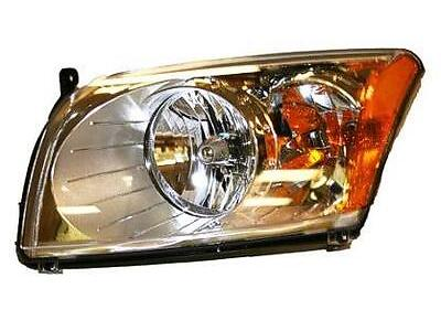 Fits 07 08 09 10 11 Dodge Caliber Headlight Driver NEW without level system
