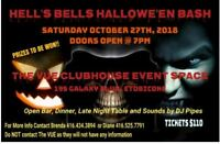 Hell's Bells Halloween Bash - Adult's Only Party