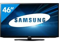 "Samsung 46"" led tv..."