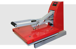 "New Siser 15""x15"" Digital Heat Press SUBLIMATION *UL Apploved*"