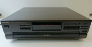 """Compact 5 Disc CD Rotary Changer Player MASH. Technics SL-PD787"