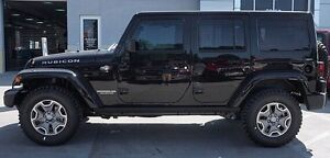 Jeep Wrangler Rubicon wheels and tires (5)