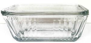 Vintage Design 1932  Anchor Hocking Glass Refrigerator Dish West Island Greater Montréal image 2