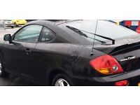 HYUNDAI COUPE SPORT ((((BLACK))) F/S/H**LEATHER INTERIOR*MOT-AUG 2017*EXCELLENT CONDITION***