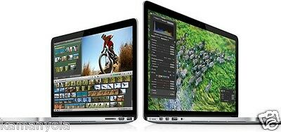 "NEW Apple Macbook Pro MJLQ3LL/A 15.4"" 2.2GHz i7 16GB 256GB OS X 10.10 Yosemite"