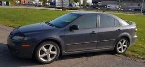 Mazda 6 2007 manuel V6 3L