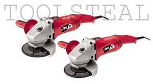 Skil-9330-01-4-1-2-Angle-Grinder-with-Metal-Front-End-2-PACK-NEW