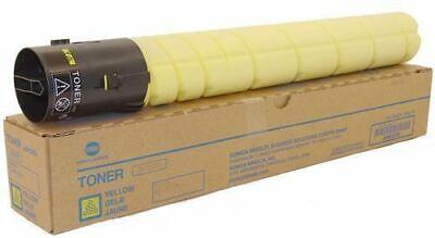 2x Konica Minolta A11G251 TN216Y Toner Yellow Neu!! OVP!!
