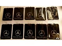 Mercedes A, B, C, E, S, ML, GL Class AMG ** Car Air Freshener *Deal 10 for £12*
