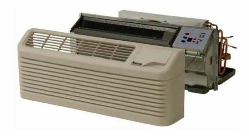 Amana PTAC 15,000 BTU Heat Pump Unit 3.5kW Back Up Heater, P