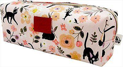 Kikis Delivery Service  Flower Garden  Ensemble Textile Series Pouch S