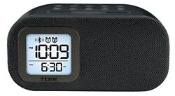 REFURBISHED IHome IBT210BC Bluetooth Dual Alarm FM Clock Radio W /Speakerphone &