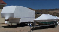 Shrink Wrap and Protective Covering