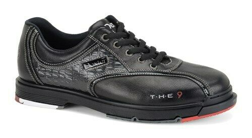 Dexter THE 9 Bowling Shoes, Black, 8