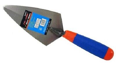Ctt Tools 7 Concrete Construction Brick Trowel Soft Grip Handle Masonry Tool