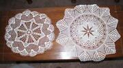 Lace Doilies Lot