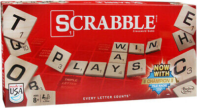 Hasbro Gaming - Scrabble Classic [New ] Table Top Game
