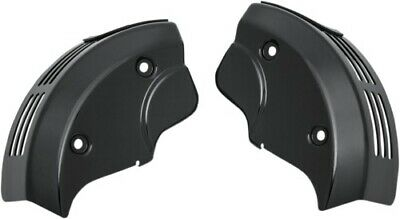 Kuryakyn 7447 Brake Caliper Covers Gloss Black 41-1725 1703-0112