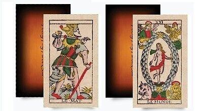 Major Arcana,Tarot of Marseille - 22 Trumps in Gift Box - Major Spring Savings!