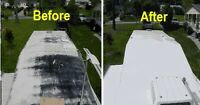 RV AND MOTORHOME ROOF FIX