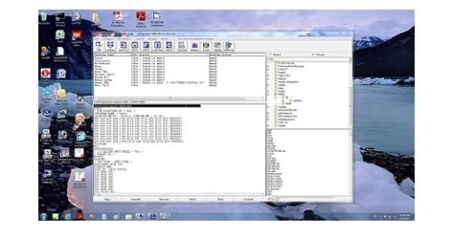 PC-DNC Plus. NC text editor - CNC Program Editor Software