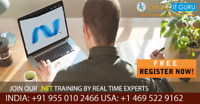 Dot Net Online Training | Visual Studio Training | OnlineITGuru
