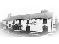 Commis Chef at the Cefn Mably Arms, Michaelston Y Fedw