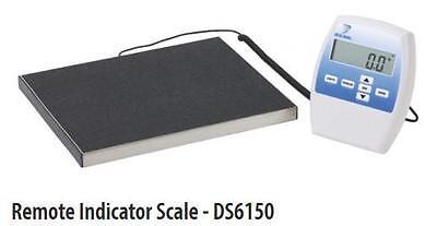 Doran Scale Ds6150 Medical Scale Portable Digital Scale 500 Lbx0.2 Lbusbrs232