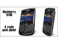 BlackBerry Bold 9700 Mobile phone - Unlocked