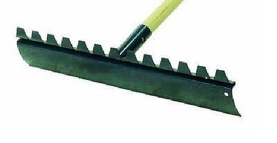 BELLE CONCRETE RAKE CONCRETING HAND TOOLS GROUNDWORKS DRIVEWAYS TAMPER