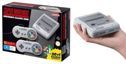 SNES Nintendo Classic Mini upgrade for more games