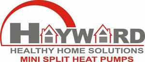 LG Mini Split Heat Pumps - Electrical Services
