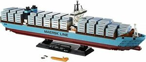 Lego 10241: Maersk Line Triple-E  BRAND NEW SEALED BOX RETIRED