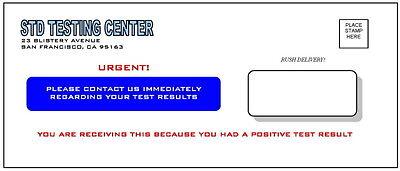 Prank     Std Testing Center     Joke Revenge Envelope