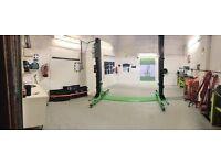 U FIX Autos Self Service Garage. £40/DAY!!!! Or £25 half day