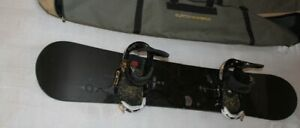 Burton 164 cm snowboard with the EST Burton bindings / Bag