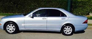 Mercedes Benz S430 Luxury 4 Door Sedan