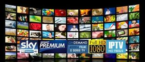 HD IPTV Subscription Plan $10.8/Month- Buzz, Dreamlink, Mag Box