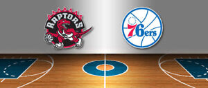 Toronto Raptors vs Philadelphia 76ers - Oct. 30 (100/300 Level)